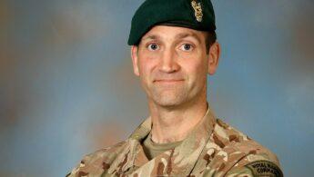 Brigadier Tony Turner ADC